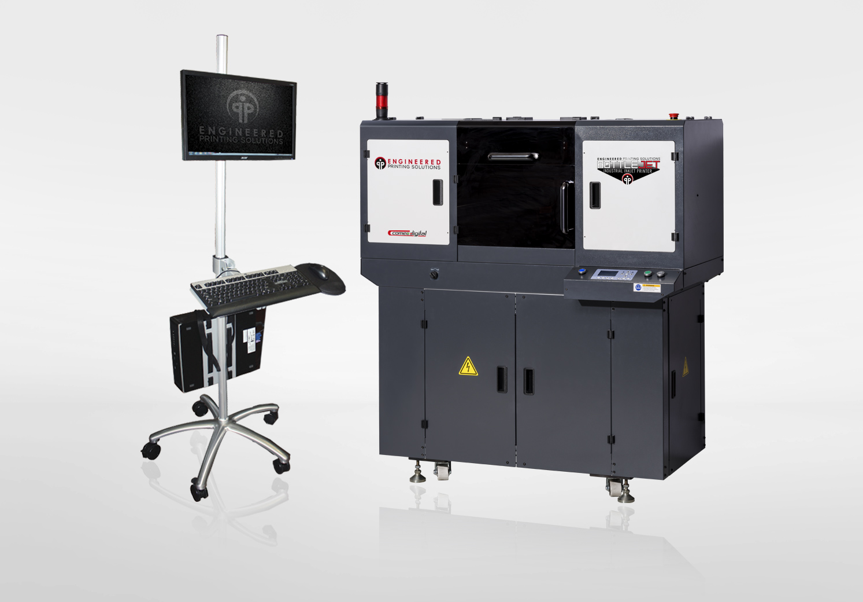 BOTTLEJET, stampante digitale uv led rotativa
